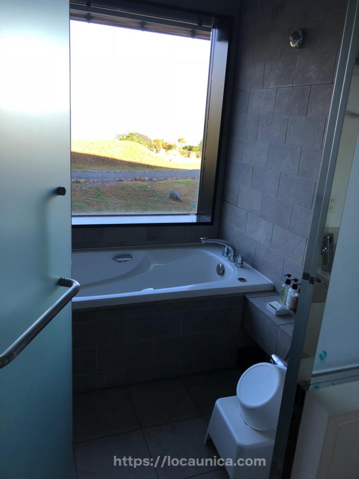 マルゲリータ客室お風呂