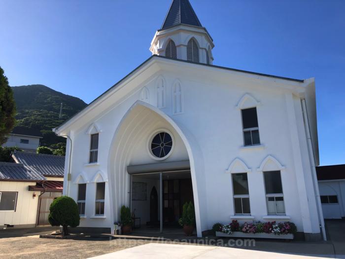 マルゲリータ周辺の教会