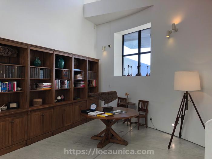 五島マルゲリータの休憩室