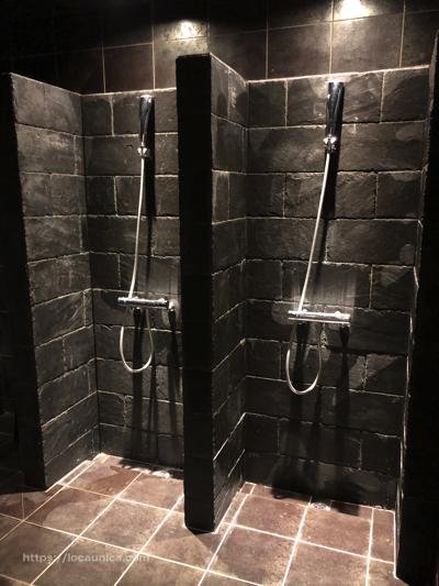【KOMOREBI】グランピング・シャワー