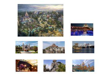 2023年に誕生!!ディズニーシーの8つ目の新しいテーマパークの名前は「ファンタジースプリングス」【東京ディズニーシー】新エリアに「アナ雪」「ラプンツェル」「ピーターパン」が登場するのはいつ??