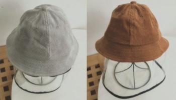 帽子と一体型ハットのおすすめはこちら♪