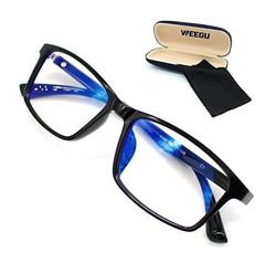 WEEGU ブルーライトカットメガネ(PCメガネ)