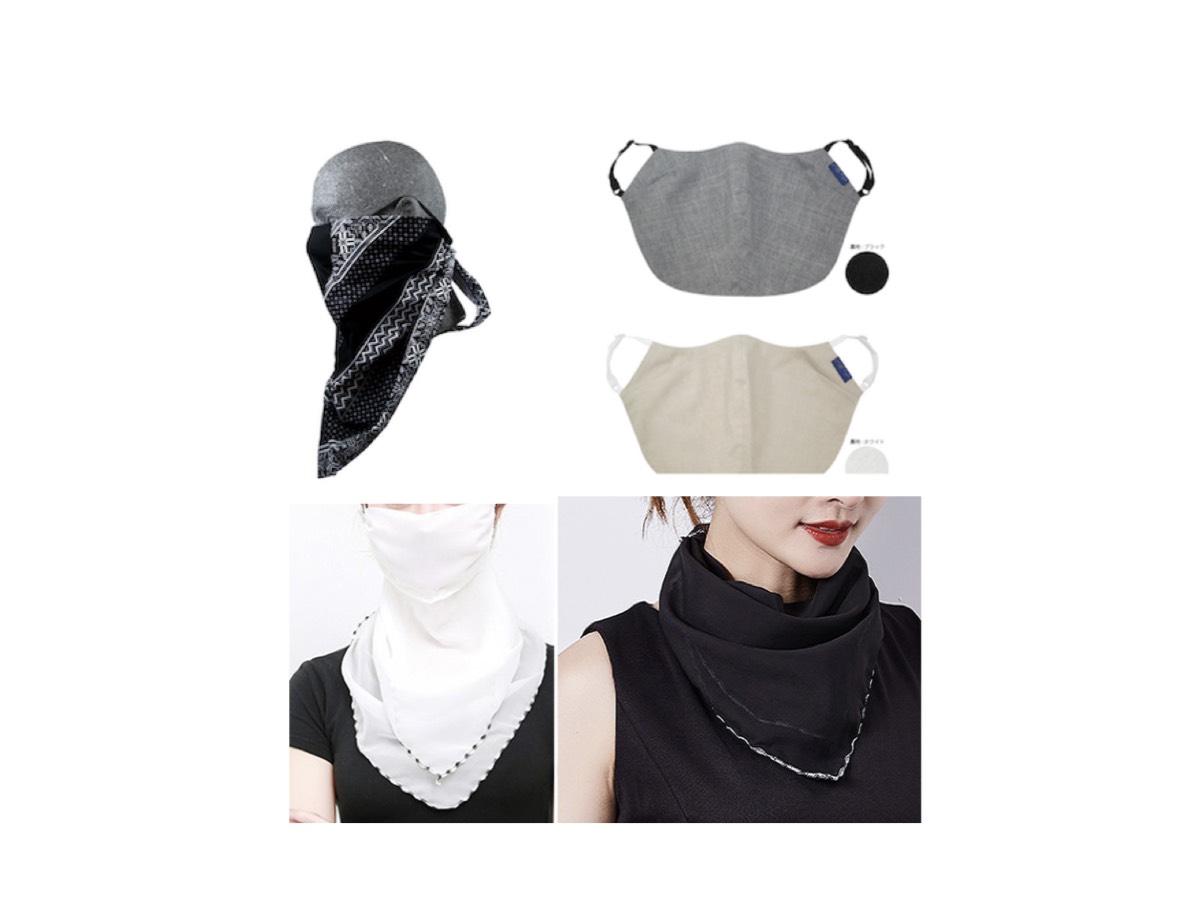 マスクはもう古い!?【フェイスガード・フェイスカバー】おすすめフェイスカバー3選!プレゼントにも最適♪完全遮光100%も♪フェイスガード フェイスカバー フェイスマスク