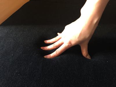 【タンスのゲン】指で押した時