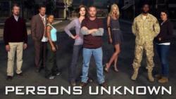 Persons Unknown 〜そして彼らは囚われた(メイン、計13話出演)  グラハム・マクネア 役