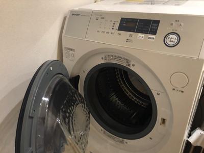 楽天ステイハウス糸島・洗濯機