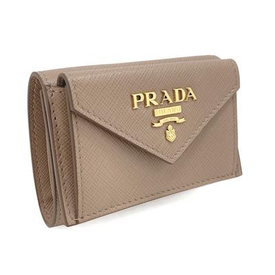『ZIP・キテルネ!』ドレンドミニ財布(ミニウォレット)まとめ!わたなべ麻衣さんが紹介♪プラダ 三つ折りミニ財布